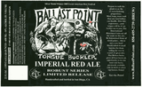 Ballast Point Tongue Buckler Beer
