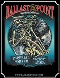Ballast Point Victory at Sea Coffee Vanilla Imperial Porter Beer