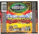 Blue Point Oktoberfest beer
