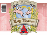 Avery Hog Heaven Barley Wine Beer