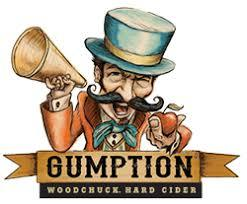 Woodchuck Gumption beer Label Full Size