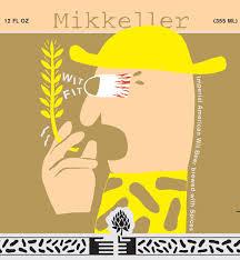 Mikkeller Wit Fit beer Label Full Size
