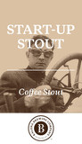 Kalona Koval Barrel Aged Start Up Stout beer