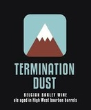 Midnight Sun Termination Dust beer