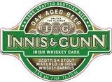 Innis & Gunn Irish Whiskey Stout beer