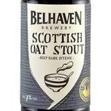 Belhaven Scottish Oat Stout beer