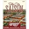 Top Shelf Silk City beer