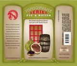 Mother Earth Windowpane Series: Fig & Raisin 2013 beer