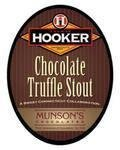 Thomas Hook Chocolate Truffle Stout beer