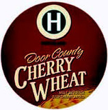 Hinterland Door Country Cherry Wheat Beer