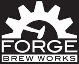 Forge Black Saison beer