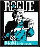 Rogue Mom Hefeweizen beer