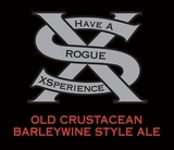 Rogue Old Crustacean 2008 beer