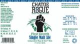 Rogue Chatoe Single Malt Ale beer