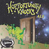 Caldera Hopportunity Knocks Beer