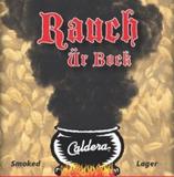 Caldera Rauch Urbock beer