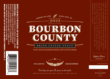 Goose Island Bourbon County Coffee Stout beer