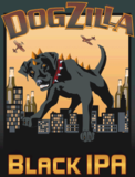 Laughing Dog Dogzilla Black IPA Beer