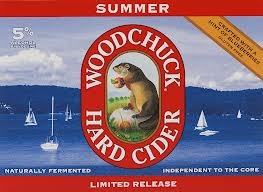 Woodchuck Summer beer Label Full Size