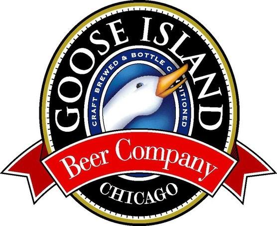 Goose Island Bourbon County Vanilla beer Label Full Size