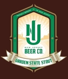 New Jersey Garden State Stout beer
