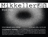 Mikkeller Black Hole Barrel Aged Edition Peat Whiskey beer