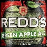 Redd's Green Apple Ale beer