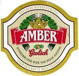 Grolsch Amber Ale beer
