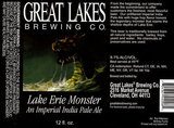 Great Lakes Lake Erie Monster beer