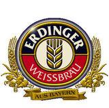 Erdinger Hefe Weizen beer