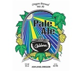 Caldera Pale Ale beer