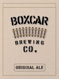 Boxcar Original Ale beer