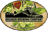 Breaker I Love PA beer
