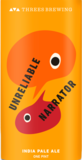 Threes Unreliable Narrator Beer