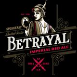 Speakeasy Betrayal Imperial Red Ale Beer