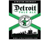 Atwater Detroit Pale Ale Beer