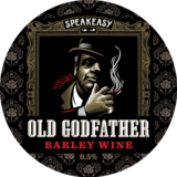 Speakeasy Old Godfather Barley Wine Beer