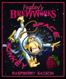 Fegley's Space Monkey beer