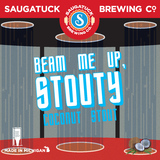 Saugatuck Beam Me Up Stouty Beer