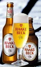 Haake Beck Beer