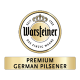 Warsteiner Premium German Pilsner Beer