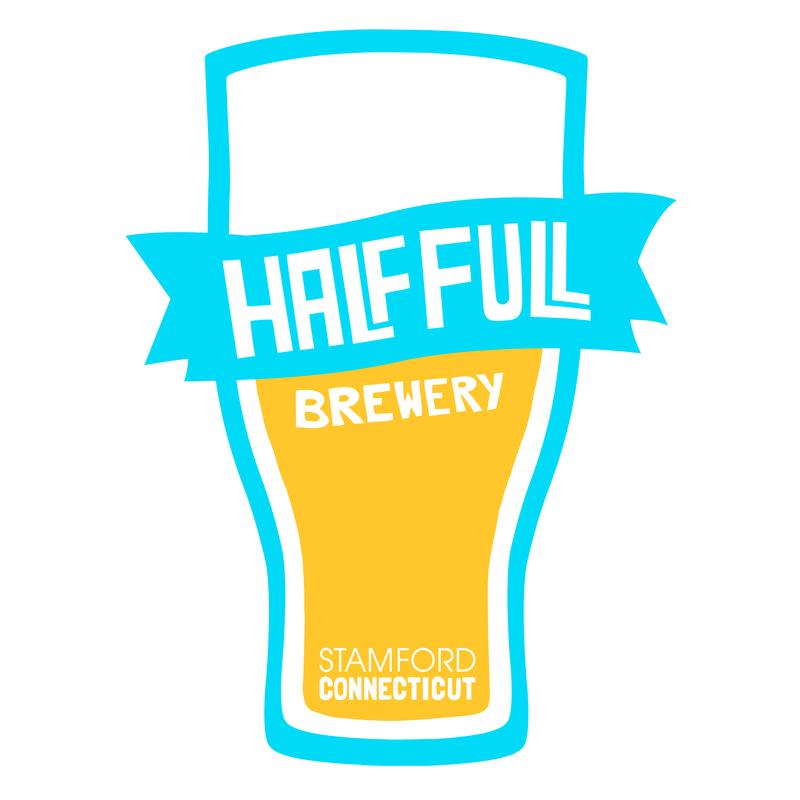 Half Full Sping Saison beer Label Full Size