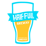 Half Full Sping Saison beer