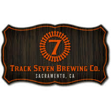 Track 7 Hoppy Palm Pale Ale beer Label Full Size