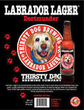 Thirsty Dog Labrador Lager Beer