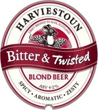 Harviestoun Bitter & Twisted Beer