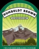 Humboldt Hemp Brown Ale Beer