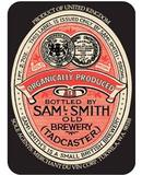 Samuel Smith's Organic Ale beer