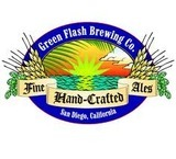 Green Flash 30th Street Pale Ale beer Label Full Size