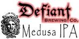 Defiant Medusa IPA beer